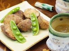 料理メニュー写真里芋の唐揚げ