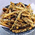 料理メニュー写真韓国海苔のフライドポテト