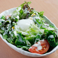 サイドメニューも充実♪オススメサイド[2]【サラダ】…あっさりチョレギサラダ/野菜を野菜で食べるとりほサラダ/とろ~り温玉のシーザーサラダ