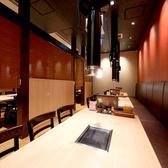 焼肉 白雲台 グランフロント大阪店の雰囲気2