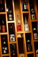 日本料理と厳選地酒を嗜む、大人の隠れ家