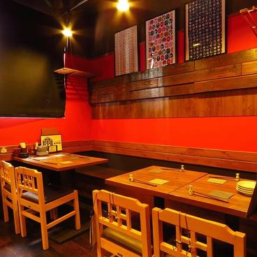 炭火串焼と旬鮮料理の店 あわわ屋の雰囲気1