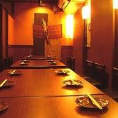 最大6名様ご利用可能な、テーブル席個室♪