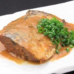 料理メニュー写真鯖のぬか炊き