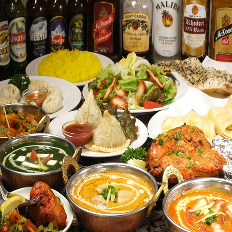 もっとネパール料理に親しんでほしい!との店主の想いが伝わる、本格ネパール料理店☆