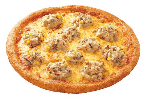 市内はどこでも800円~配達OK★あつあつピザをお届け★≪写真はハットスペシャル≫
