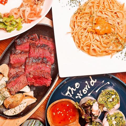 The World Kitchen ザ ワールドキッチン 横浜東口店