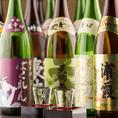 """山口産の人気の日本酒""""獺祭""""を各種ご用意。他にも人気の地酒や焼酎を豊富に取り揃えております!!蒲田でのご宴会や飲み会、接待にも大好評♪お料理もお酒によく合う逸品をご用意してお待ちしております。"""