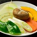料理メニュー写真野菜焼盛