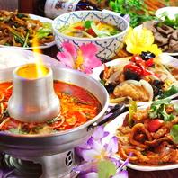 コスパ◎本格タイ料理を国立で!