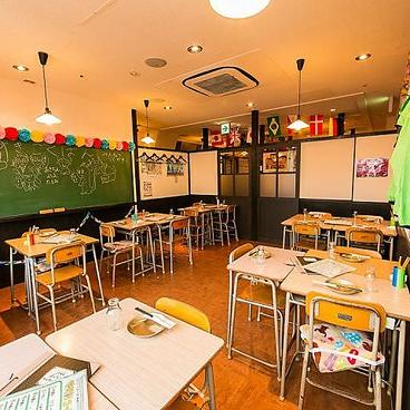 6年4組 新宿東口駅前分校の雰囲気1