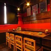 炭火串焼と旬鮮料理の店 あわわ屋の雰囲気2