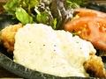 料理メニュー写真地頭鶏チキン南蛮