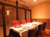 フランス料理 サンクアロマ たまプラーザの雰囲気3