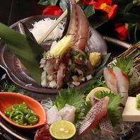 お好きな調理法で海鮮料理をご堪能下さい!