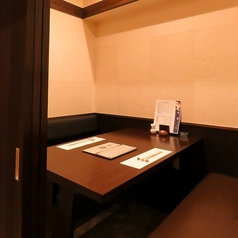 【BOX席】4席×2卓 全8席