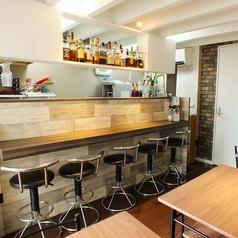 美Cafe&Bar R'sの雰囲気1