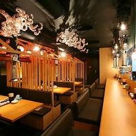 落ち着いた雰囲気で宴会を楽しめる札幌駅すぐの居酒屋