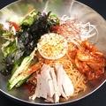 料理メニュー写真ピビン麺