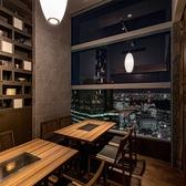 鉄板和食とワイン 萬鉄の雰囲気2
