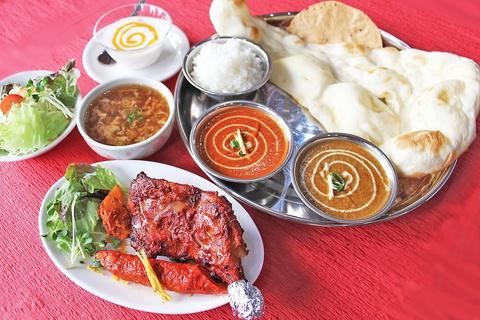 インド ネパール料理アーシャ 日野店