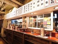 名古屋駅新幹線出口すぐの立ち飲み大衆居酒屋♪