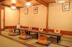 換気良好、空気清浄機設置、アルコール消毒の徹底ゆとりある座席ご法事やお食事会等にご利用ください。