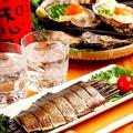 料理メニュー写真〆さば/鯛