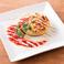 料理メニュー写真有機たまご使用 スパニッシュオムレツ