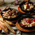 料理メニュー写真●具だくさんアヒージョ各種