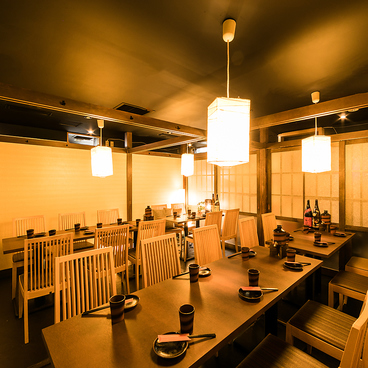 和食個室居酒屋 もみじ屋 お台場本店の雰囲気1