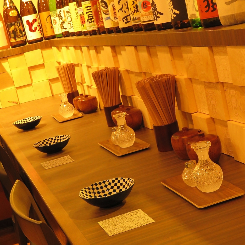 まぐろともつ焼きの店 shigi 36  (シギサンジュウロク)|店舗イメージ9