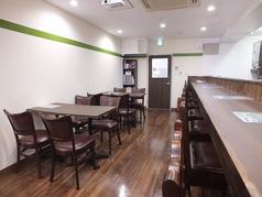 Keiba Cafe パドックの写真