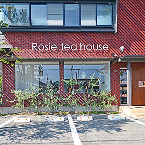Rosie tea house 本店
