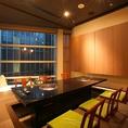VIP個室は要予約がお勧めです!2名様~OK。。※VIP個室ご希望の場合は別途個室使用料として5名様までは一律¥5.000、6名様からは¥5.000+一人あたり¥1.000頂戴致します。