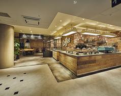 CAFE HUDSON 新宿ミロードの写真