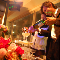 結婚式二次会の各種演出☆