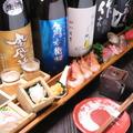 料理メニュー写真<刺身の盛合せ> 團十郎 (4~5名様分)