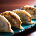 料理メニュー写真アブリーノ自家製 旭川熟成ぶた餃子