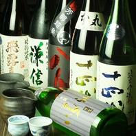 蔵人厳選の日本酒