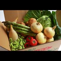八百屋直送の新鮮な野菜を最高の状態で…。