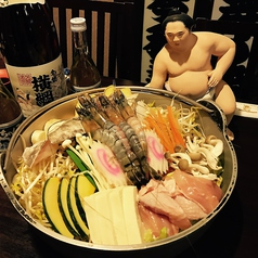 力士料理金鍋の写真