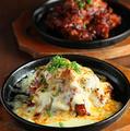 料理メニュー写真ブルダック【鶏もも肉の大辛網焼き】