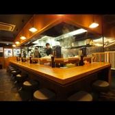 豚そば鶏つけそば専門店 上海麺館の雰囲気2