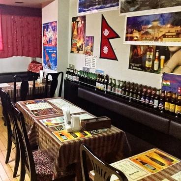 インドネパールレストラン&バー マリカ 能見台店の雰囲気1