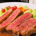 料理メニュー写真牛ヒレのカツレツ