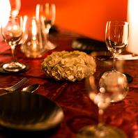 女子会や誕生日会、打ち上げなど各種ご宴会に最適!