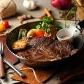 料理メニュー写真●サーロインハーフポンドステーキ