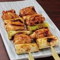 料理メニュー写真ももBIG串(タレ・塩・スパイス)
