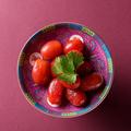 料理メニュー写真杏露酒トマト